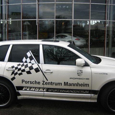 Servicefahrzeug PZ Mannheim